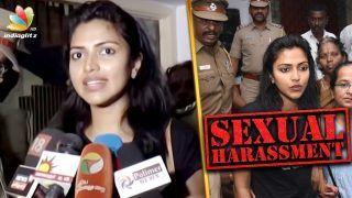 Amala Paul Files A Sexual Harassment Case | Cinema News
