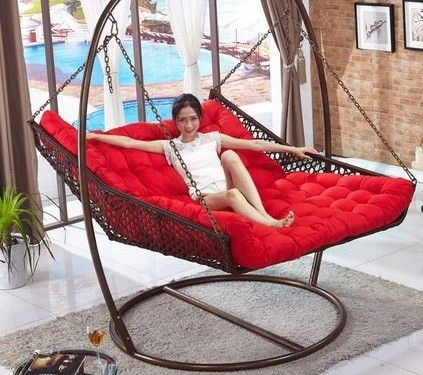 Подвесные кресла для сада и дачи ждут Вас.    #качели #сад #дача #мебель #подвесныекресла #креслококон #кресло