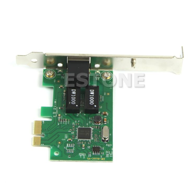 Computer Accessories Gigabit Ethernet LAN PCI Express PCI-e Network Controller Card 1pc //Price: $8.99 & FREE Shipping //     #hashtag1