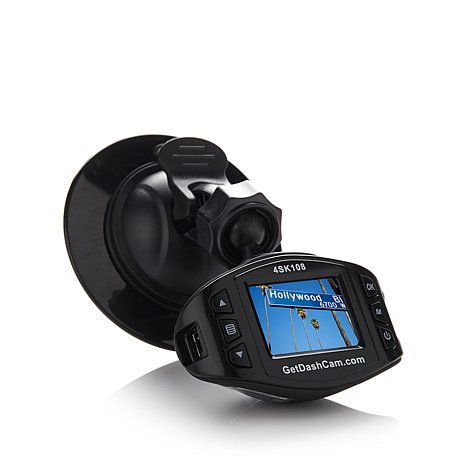 vl 4 sight cyclops 1080p full hd dash cam vehicle dvr with wide-angle lens