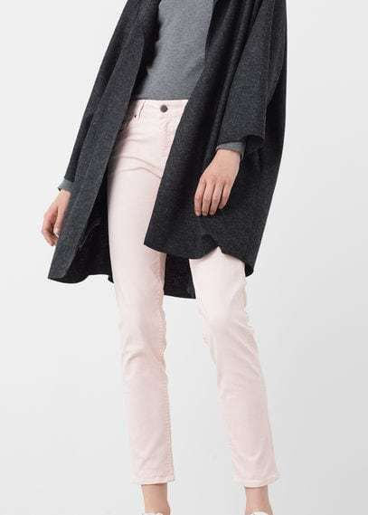 Mango Outlet Straight Alice jeans