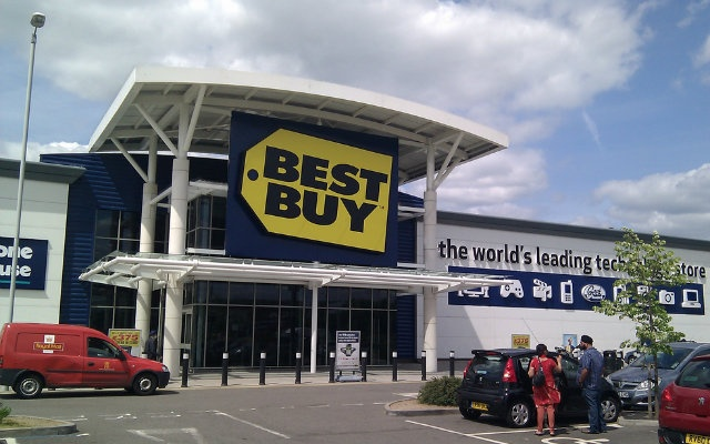 The Wall Street Journal reports that Best Buy is planning to match prices on many items offered by Amazon and other online retailers during the holiday shopping season. The move appears to be part of a larger effort from Best Buy to crack down on the number of consumers who scope out products in bricks-and-mortar stores and then buy them more cheaply online, a trend known as show-rooming. Via Mashable
