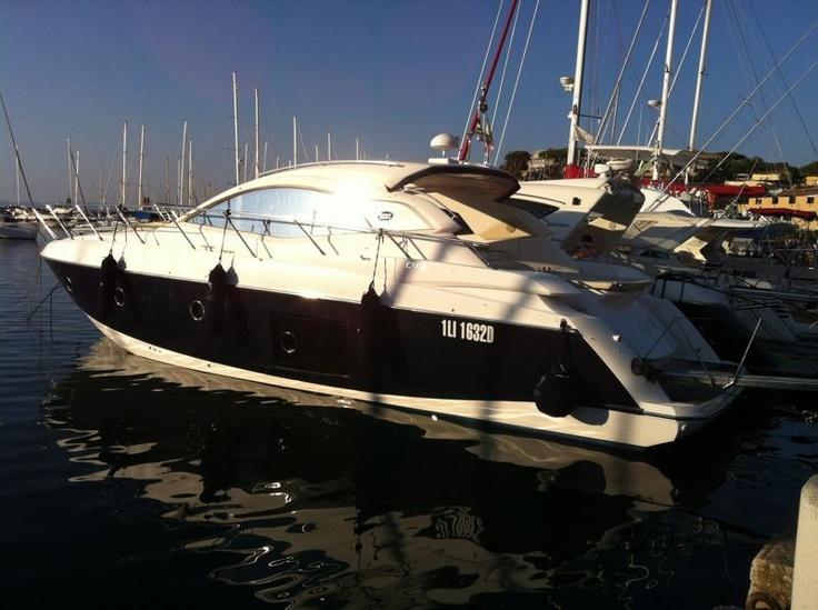 GALLIA boat