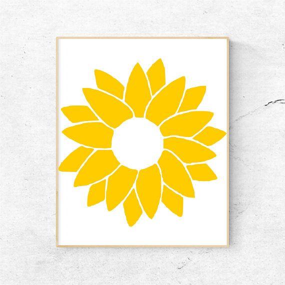 Sunflower Monogram Svg Files For Cricut Svg Files Flower Svg Sunflower Svg Dxf Files Summer Svg Flower Clipart Summer Clipart Vinyl Ideas Flower Svg