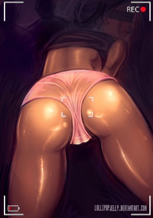 ButtStudy3 by LollipopJelly