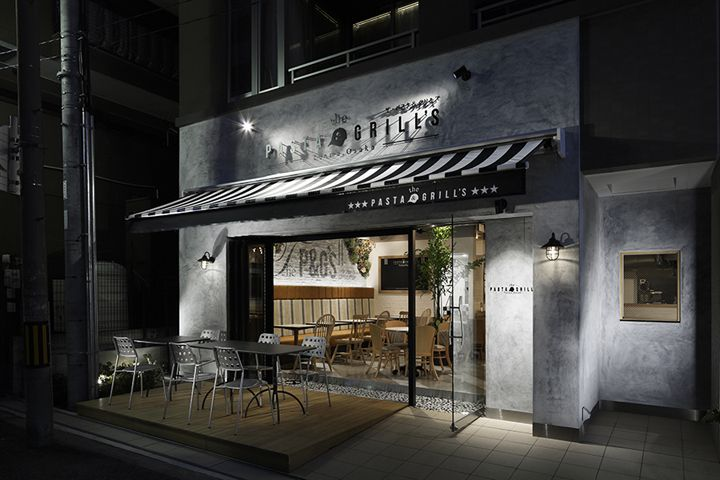 The Pasta & Grill's by Dress, Osaka – Japan