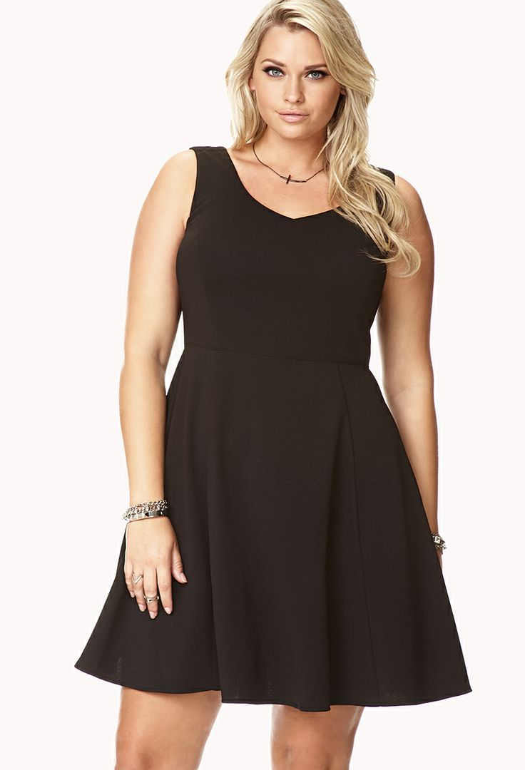 Plus size babydoll baby doll dresses - Forget Me Not Babydoll Dress Forever21plus Plussize Fall12 This Is Definitely A Staple