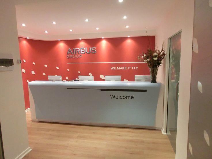 Airbus Group Chalet reception @ FIDAE, Santiago de Chile by Proj-X Design.  www.proj-x.com.au