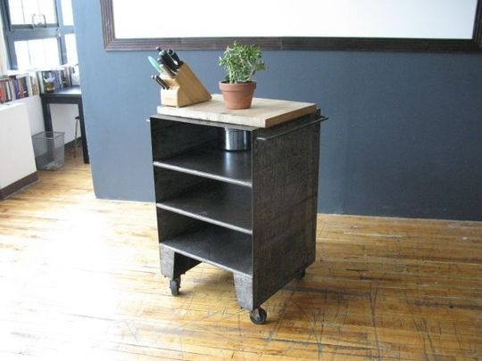 Butcher Block Cart Le Corbusier Style Chairs Mitc Gold Table More Eastern Daily Scavenger 05 09 2017