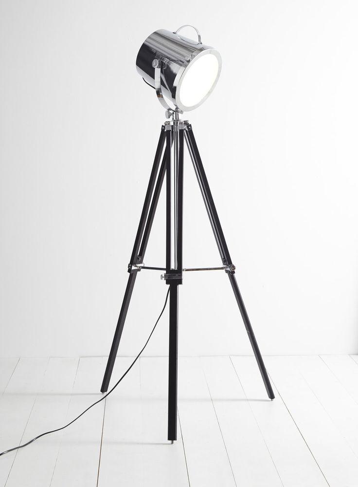 Photo 2 Of Cody Camera Floor Lamp Roomspo Pinterest