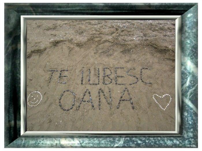 O declaratie pe plaja, un zambet pe birou -  Dacă vrei ca sărutările şi privirile drăgăstoase să năvălească peste tine precum valurile mării, adu-i acasă declaraţia de pe plajă.