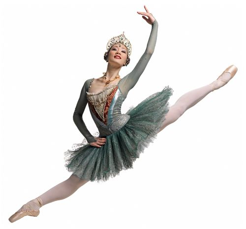 Russian dance Nutcracker Winnipeg Ballet.