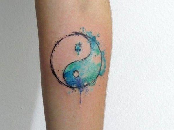 Cool Yin Yang Symbols