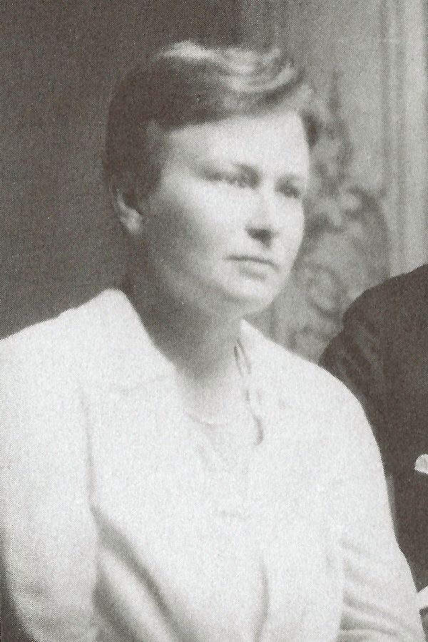 Mary Lincoln Beckwith, great granddaughter of Abraham Lincoln