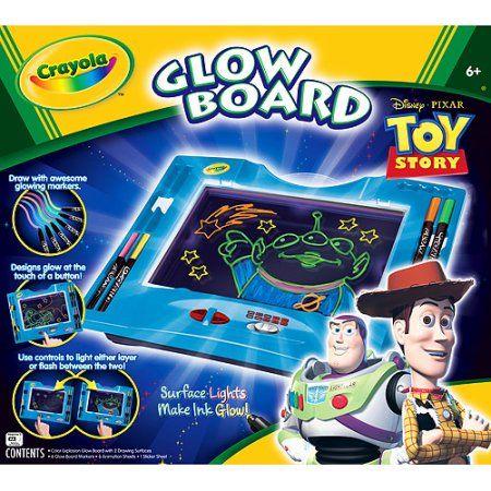 Crayola Toy Story Glow Board