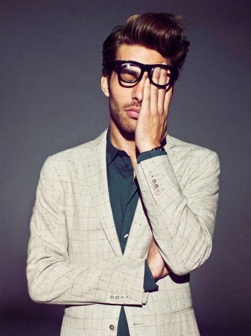 men's fashion   Tumblr: Men Clothing, Menfashion, Jon Kortajarena, Jonkortajarena, Men Accessories, Men Style, Men Fashion, Geek Chic, Male Models