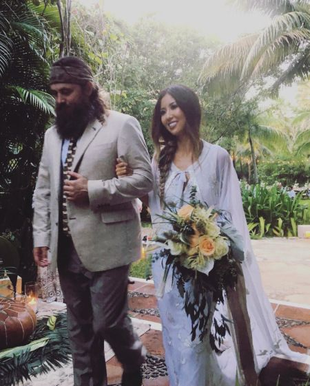 Rebecca Robertson of Duck Dynasty Gets Married