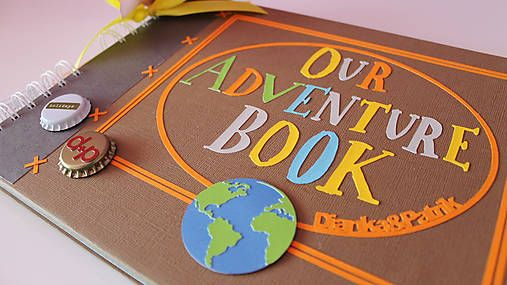 kavabb / Our adventure book A4