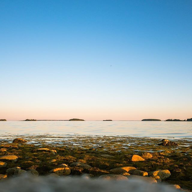 South shore gradients  .  .  .  .  .  .  .  #novascotia #ocean #gradientnation #eastcoast #explorecanada #imagesofcanada #wanderlust #wonderful_places #fuji #fujixt1 #canadaday #igers #getoutstayout #neverstopexploring #exploreeast #wearens #camping #hoya #sunset