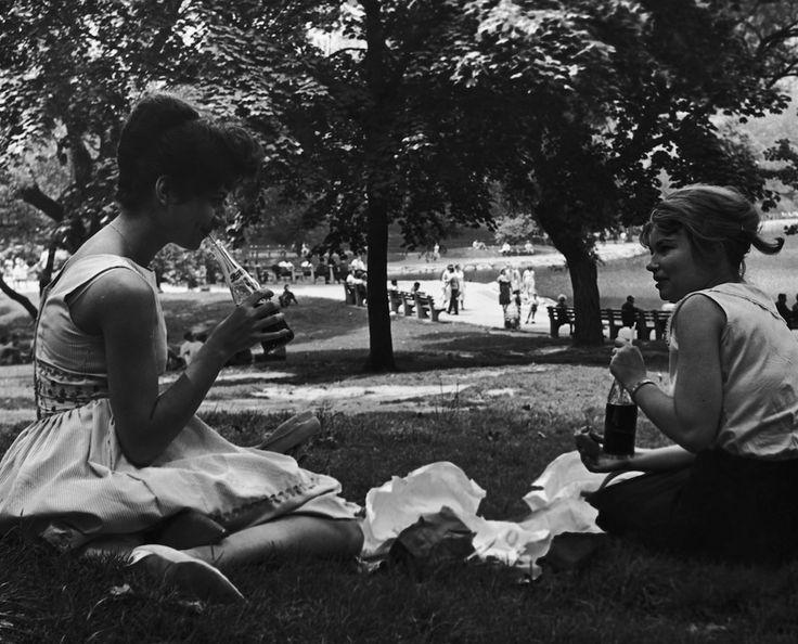 Picnic a Central Park
