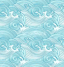 If I were ever to have wallpaper this would be it. Japanese wave pattern                                                                                                                                                      More