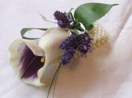 lavender button holes