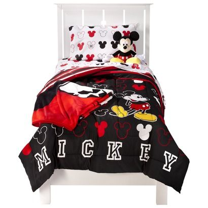 Mickey Mouse Toddler Bedding Target Bing Images