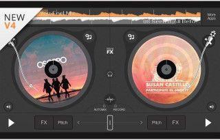 App do dia: edjing DJ Mixer