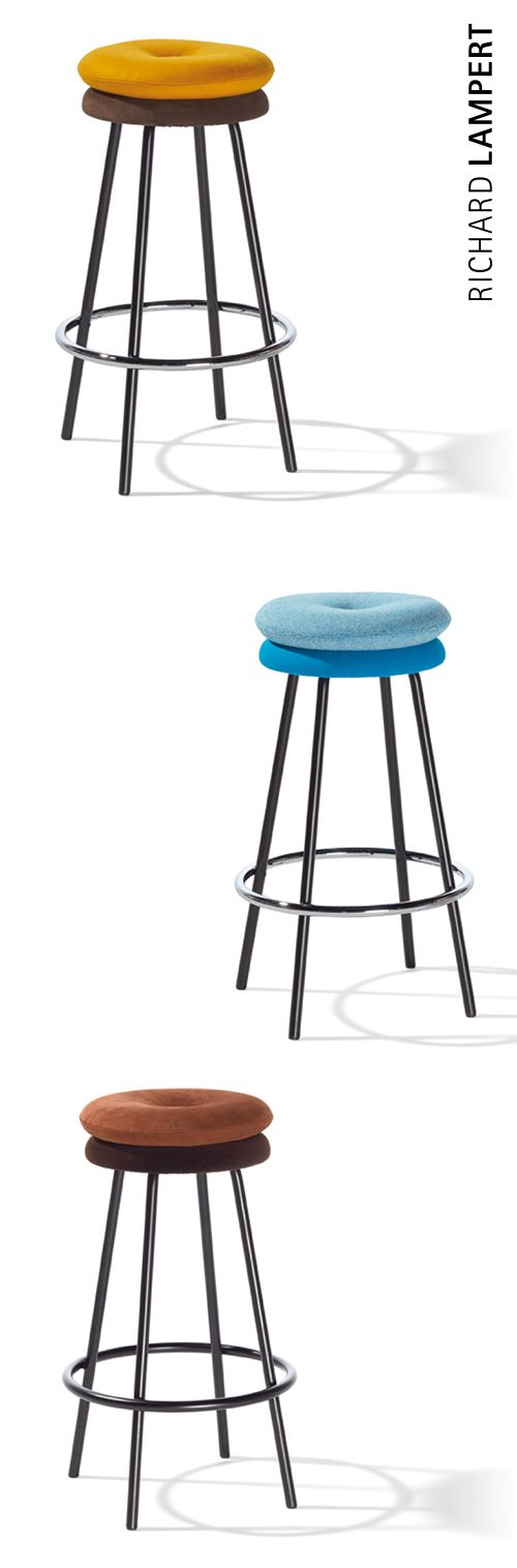 A Tom for all occasions – ›BIG TOM‹ bar stool by Alexander Seifried
