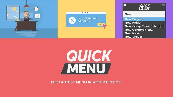 Quick Menu promo video on Vimeo