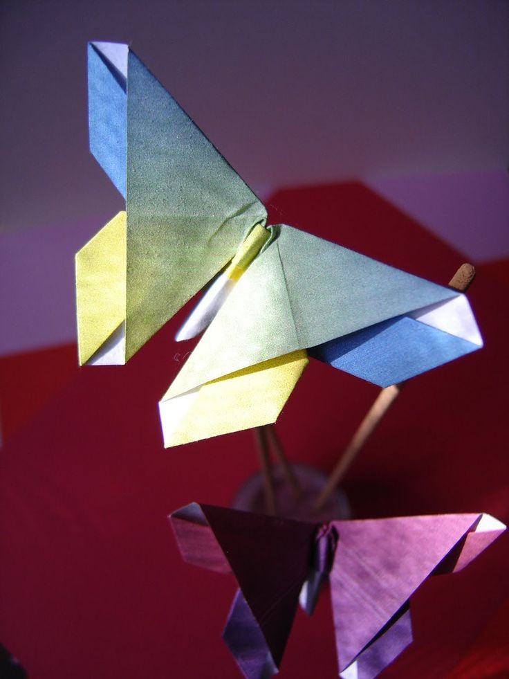 Origami - Papillon