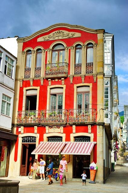 Viveiro, Spain