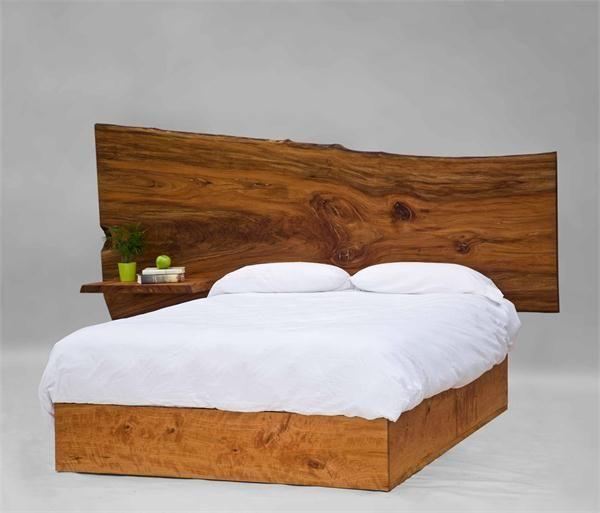 Wonderful Rustic Wood Furniture for Original Contemporary Room Design    Rustic Wood Furniture For Original Contemporary Room Design With White  Wooden Wall. 86 best images about Custom Wood Bed Ideas on Pinterest