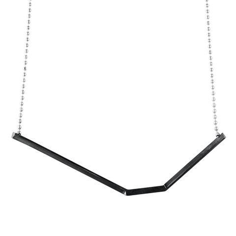 GRAF silver necklaces