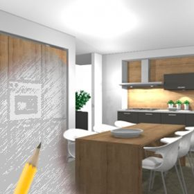 Zelf uw keuken ontwerpen