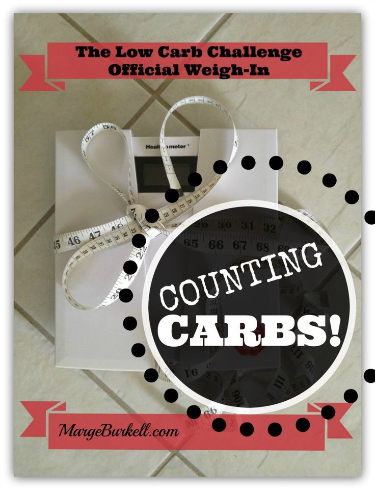 Easy to Use Carb Charts to Help Keep You Losing Weight - SKINNY on LOW CARB