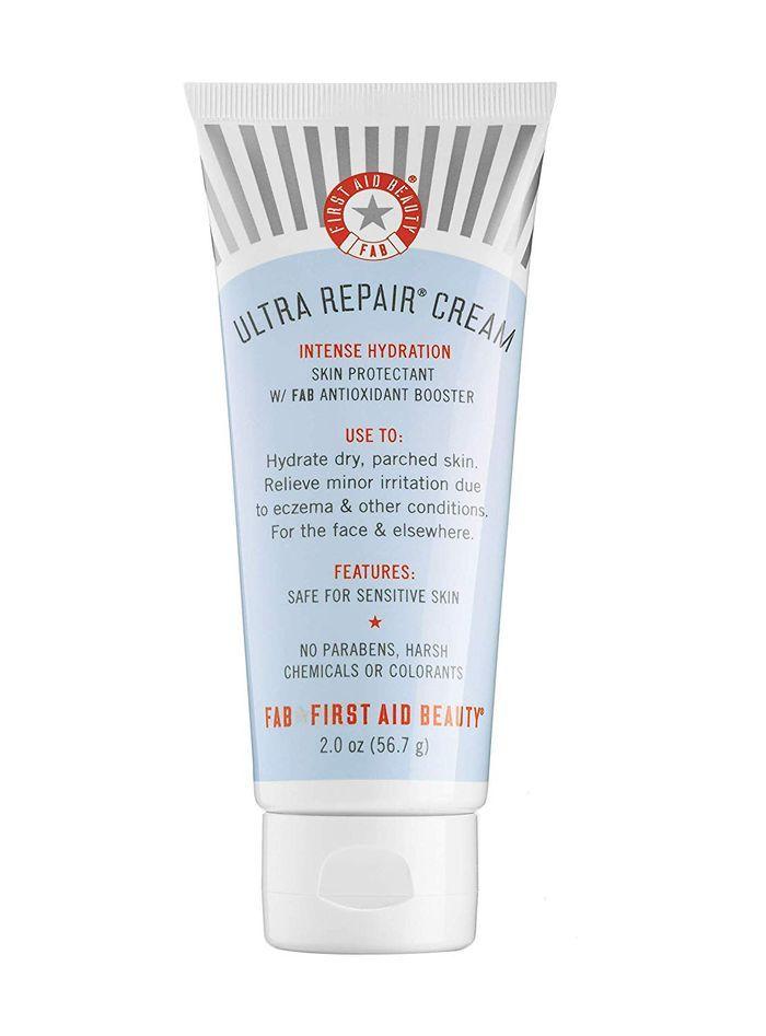 First Aid Beauty Ultra Repair Cream Intense Hydration First Aid Beauty Moisturizer For Dry Skin Repair Cream