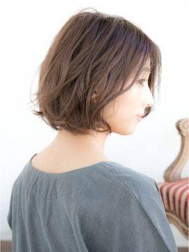 ウォブヘアスタイル★【ボブスタイルに動きが欲しい方へ★】 - 24時間いつでもWEB予約OK!ヘアスタイル10万点以上掲載!お気に入りの髪型、人気のヘアスタイルを探すならKirei Style[キレイスタイル]で。