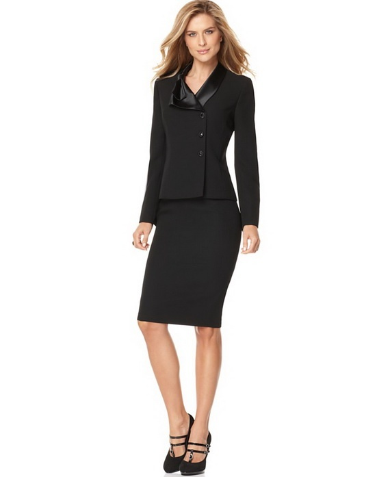 17 Best images about Woman skirt suit on Pinterest | For women ...