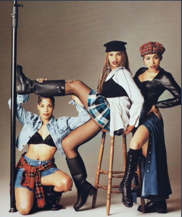 Salt N Pepa Tumblr 90shiphopraprnb Ladies First