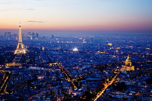 Paris Lights All Diamondy