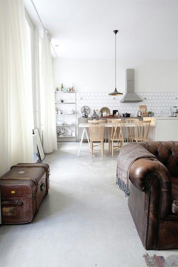 Cuisine salon