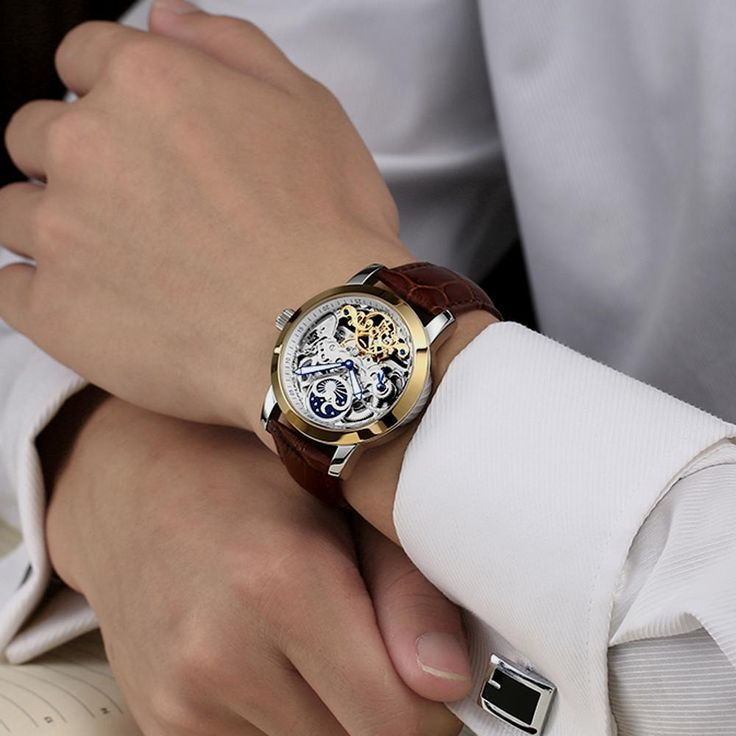 LIGE 2016 New Luxury Casual Clock Men Automatic Watch Skeleton Business Watch Mechanical Relogio Male Montre Watch Mens Relojes Check it out!  #shop #beauty #Woman's fashion #Products #Watch