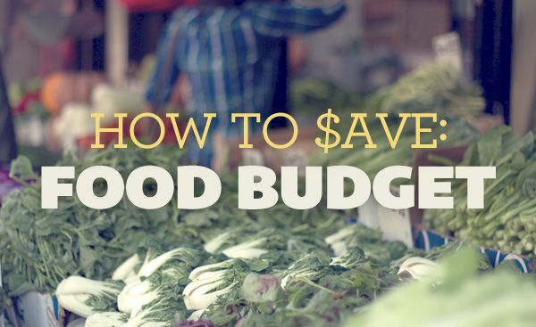 How to save money on your food budget: great tips for shopping smart, meal planning, and making freezer meals! #food #budgeting