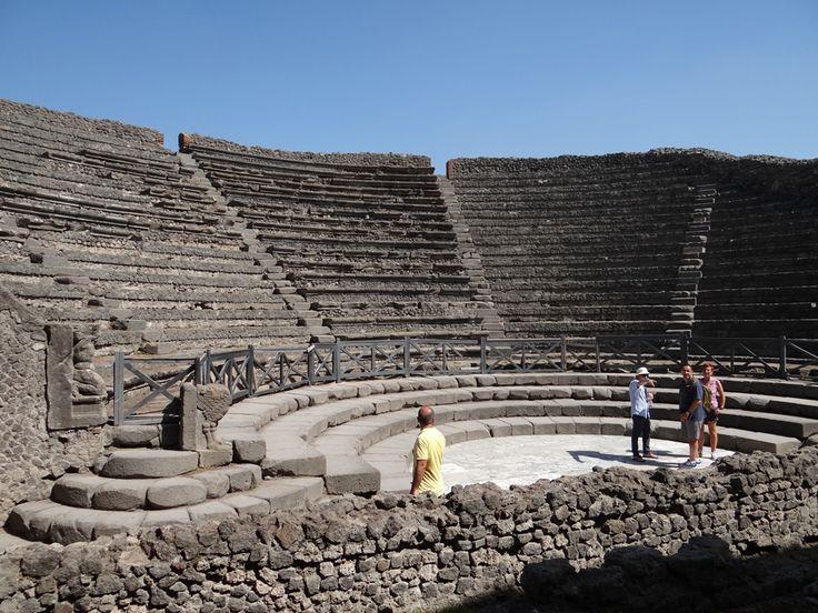 Pompéia: a cidade romana devastada pelo Vesúvio -