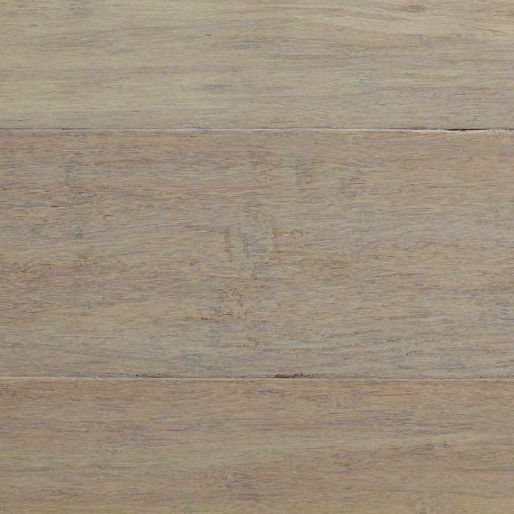 Home Decorators Collection Handscraped Strand Woven Driftwood 3/8 in. x 5-1/8 in. x 36 in. Click Engineered Bamboo Flooring (25.625 sq. ft. / case)