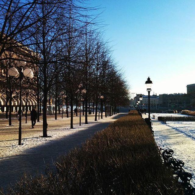 Sunny Stockholm - wie schön du doch bist!  #stockholm #schweden #sverige #sweden #stockholm_insta #sunshinse #bluesky #snowy #visitstockholm #discoverstockholm #visitsweden #instapassport #travel #travelgram #ilovetotravel #traveltheworld #ilovetotraveltheworld #travelblogger #travelbloggers