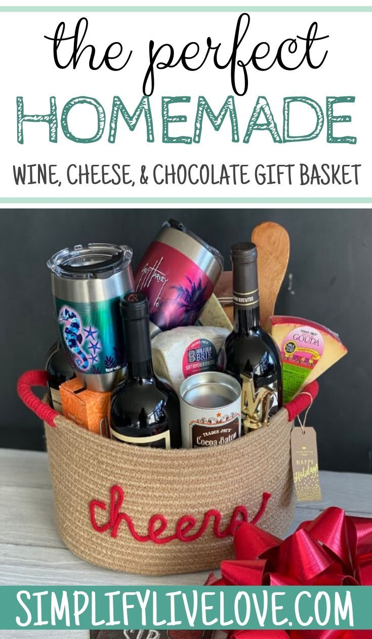 6 tips for beautiful wine gift baskets made easy