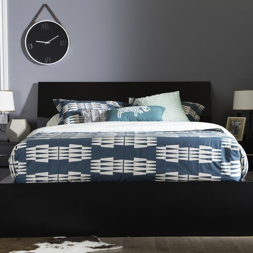 Found it at Wayfair - Step One 14.75in Tall Queen Platform Bed