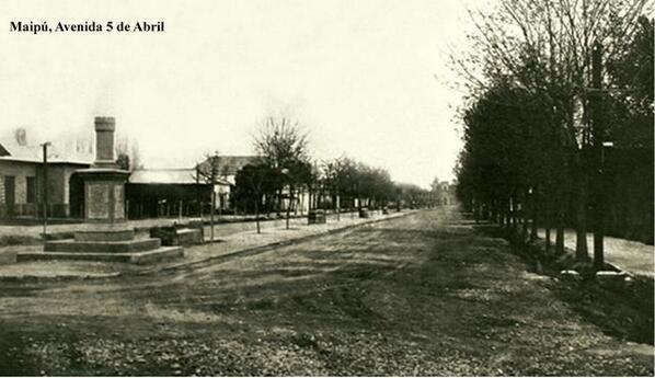 Maipu circa 1925
